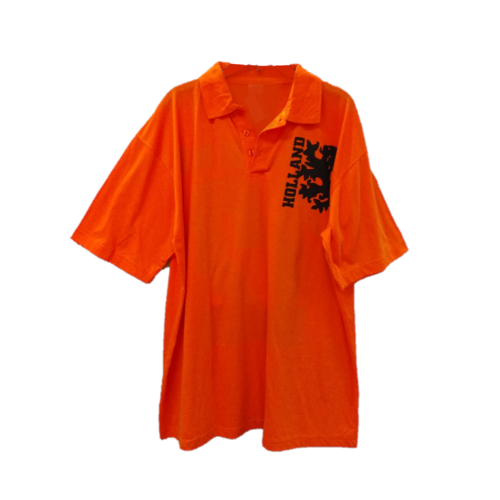 Folat Folat - Polo - Oranjesupporter - nr.12 - XXL