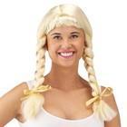 Folat Folat - Pruik - Heidi - Blond