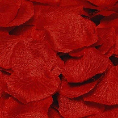 Folat Rozenblaadjes - Donker rood - 144st.