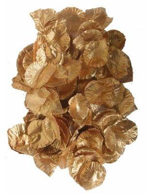 Folat Folat - Rozenblaadjes - Goud - 144st.
