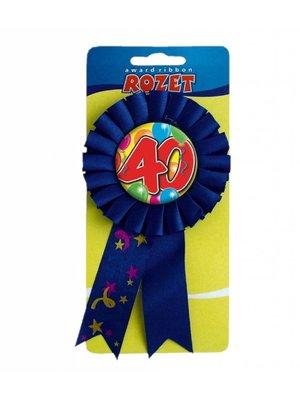 Folat Folat - Rozet - 40 jaar