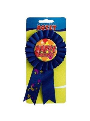 Folat Folat - Rozet - Happy birthday