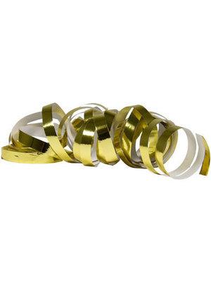 Folat Serpentines - Goud - Metallic - 2st. - 4m