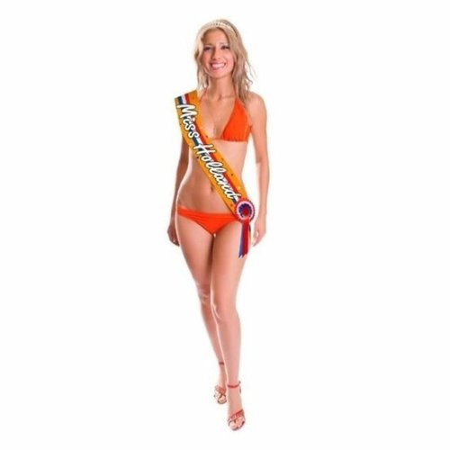 Folat Folat - Sjerp - Miss Holland - Oranje