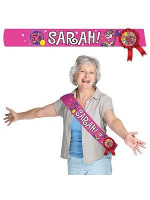 Folat Sjerp - Sarah - Vrouw 50 jaar