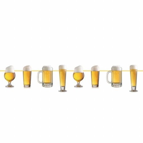 Folat Folat - Vlaggenlijn - Bier - Papier - 10m