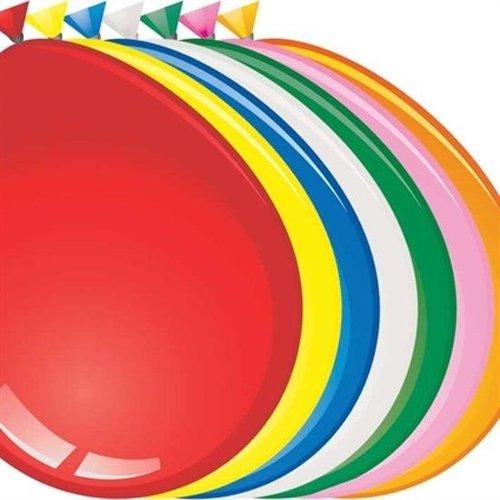 Ballonnen - Groot - 74cm - 1st. - Willekeurig geleverd