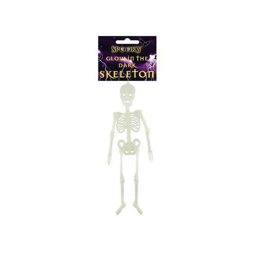 Henbrandt Henbrandt - Skelet - Glow in the dark - 32cm