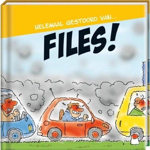 Imagebooks Boek - Helemaal gestoord van files!