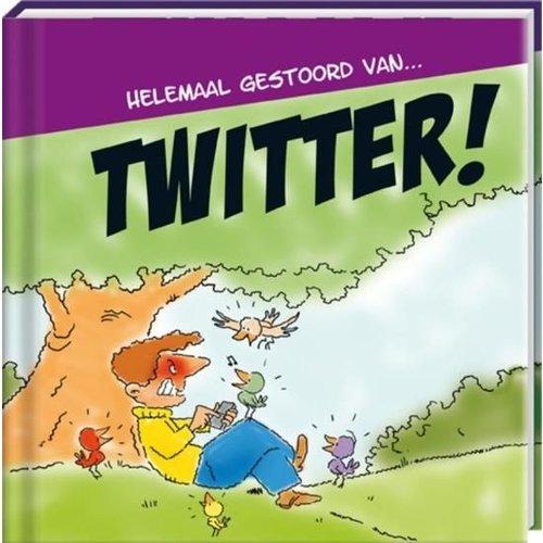 Imagebooks Boek - Helemaal gestoord van twitter