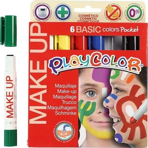 Instant - Make up stiften - 6dlg.