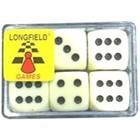 Engelhart Longfield - Dobbelstenen - 6st.