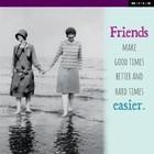 MILK MILK - Kaart - Friends make good times...