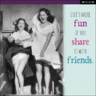 MILK MILK - Kaart - Life's more fun if you share...