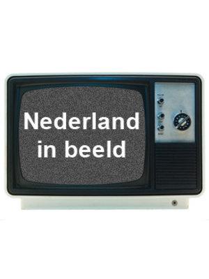 Nederland in beeld - DVD - Zwerven door Zuid-Holland
