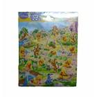 NSC NSC - Stickers - Winnie de Pooh