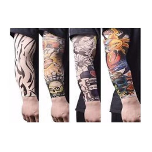 Out of the blue Out of the blue - Tattoosleeves - Gekleurd - 1st. - Willekeurig geleverd