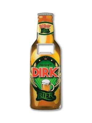 Paperdreams Bieropener - Dirk - Magnetisch