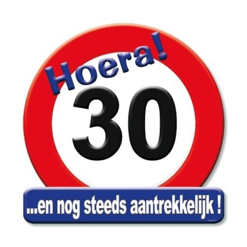 Paperdreams Huldebord - 30 Jaar