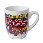 Paperdreams Paperdreams - Mok - Cartoon - Big boss