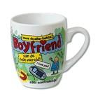 Paperdreams Paperdreams - Mok - Cartoon - Boyfriend