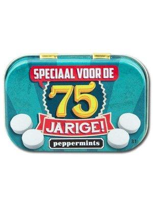 Paperdreams Paperdreams - Retro mints - 75 Jarige
