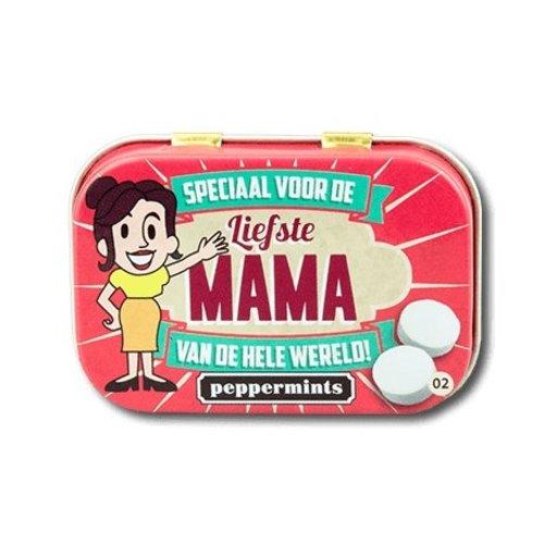 Paperdreams Paperdreams - Retro mints - Liefste mama