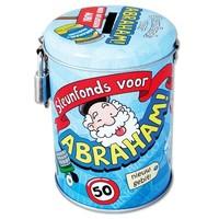 Paperdreams - Spaarpot - 50 Jaar - Abraham