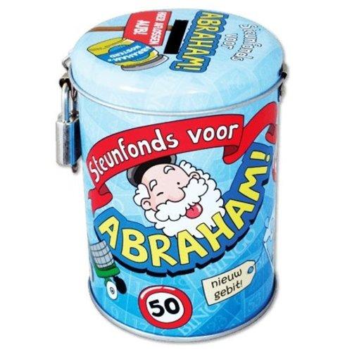 Paperdreams Spaarpot - 50 Jaar - Abraham