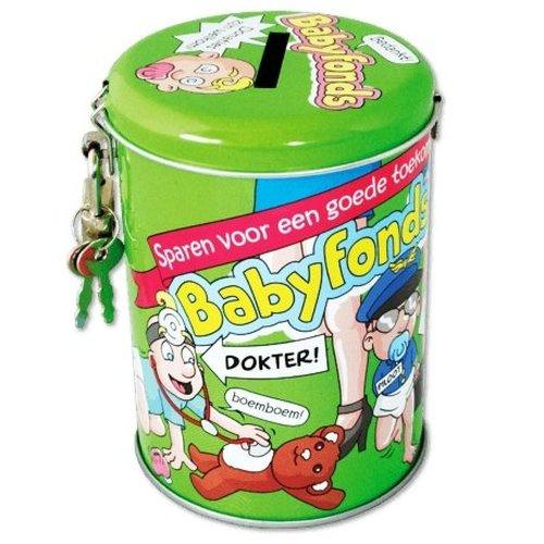 Paperdreams Spaarpot - Babyfonds