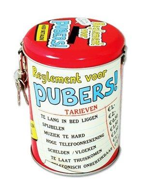 Paperdreams Paperdreams - Spaarpot - Pubers