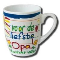 Mok - Opa - Tekening