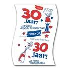 Paperdreams Paperdreams - Toiletpapier - 30 Jaar - Man