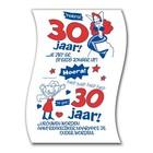 Paperdreams Paperdreams - Toiletpapier - 30 Jaar - Vrouw