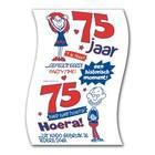 Paperdreams Paperdreams - Toiletpapier - 75 Jaar