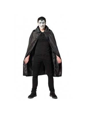 Partychimp Cape - Dracula - Zwart - One size