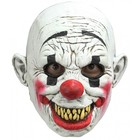 Partychimp Partychimp - Head mask grinning clown