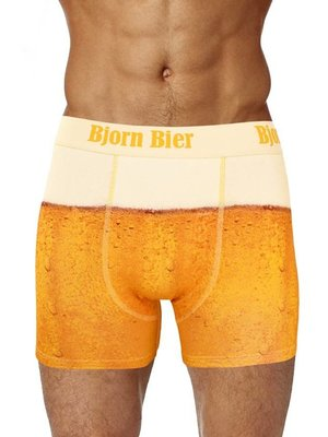 PartyXplosion Onderbroek - Boxershort - Bier - M