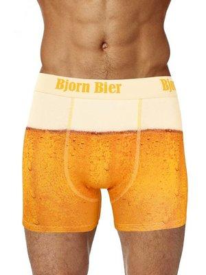 PartyXplosion Onderbroek - Boxershort - Bier - S