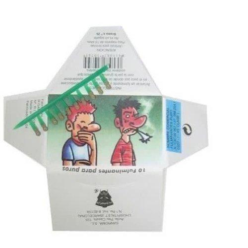 PartyXplosion PartyXplosion - Knalpitjes - Sigaret - 10st. in 1 pakje