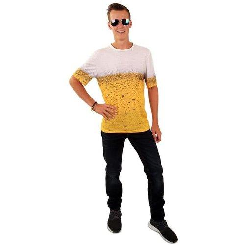 PartyXplosion T-shirt - Bier - S