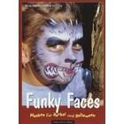 Reiche & Wilberg Reiche & Wilberg - Schminkboek - Funky faces