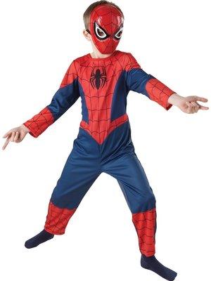 Rubies Rubies - Kostuum - Spiderman - mt.128/134