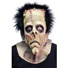 Smiffys Smiffys - Masker - Frankenstein - Met haar - Latex