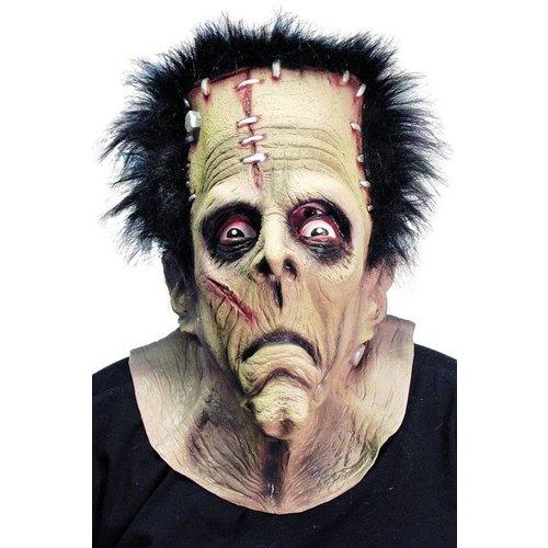 Smiffys Masker - Frankenstein - Met haar