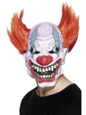 Smiffys Masker - Killerclown - Bertus