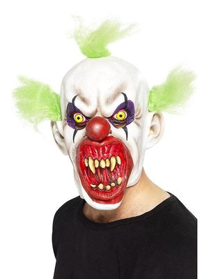 Smiffys Masker - Killerclown - Gerard