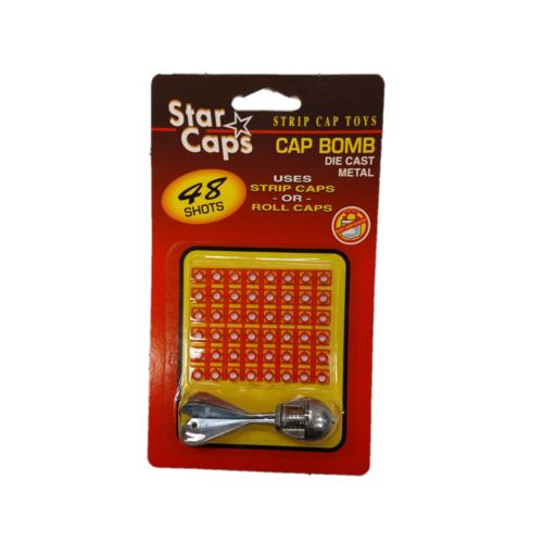 Starcaps - Pijl met klappertjes