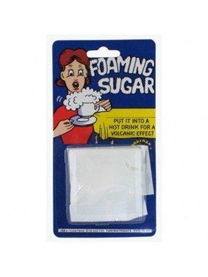 Witbaard Fopartikel - Schuimend suiker