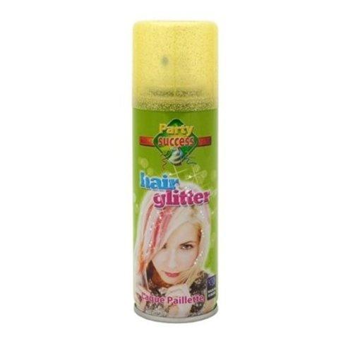 Witbaard Haarspray - Glitter - Goud - 125ml